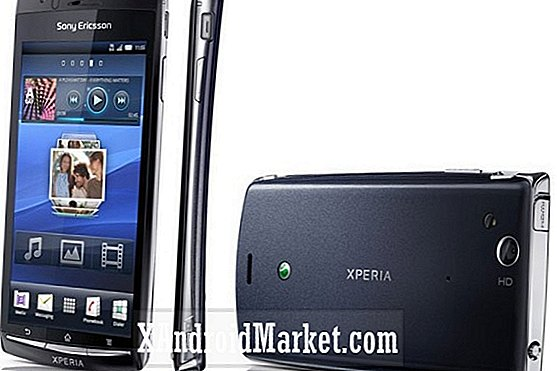 Sony Xperia Arc Hands On