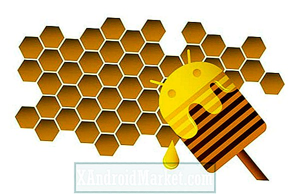 Google holder fast i Honeycomb Source Code