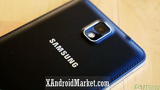 Samsung starter sin Android 3 Android Lollipop oppdatering i Russland