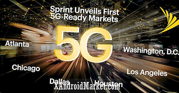 Sprint bringer Massive MIMO til seks byer, prepping for 5G