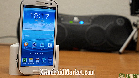 Message d'intérêt public: T-Mobile Samsung Galaxy S3 LTE maintenant disponible