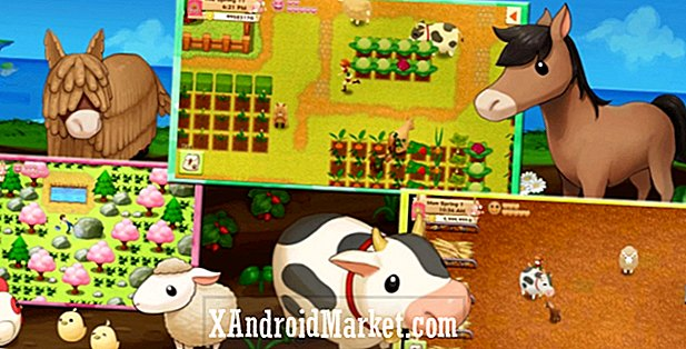 Harvest Moon: Light of Hope geport naar Android, nog steeds geen microtransacties