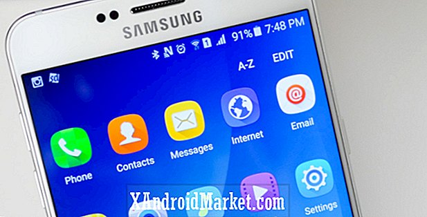 Samsung Galaxy Note 5, S6 Edge + finalmente consigue Marshmallow en AT & T
