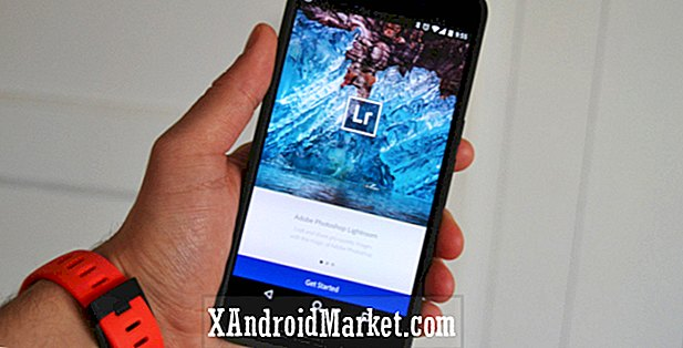 Lightroom for Android 2.1 introducerar manuell kamerakontroll och mer