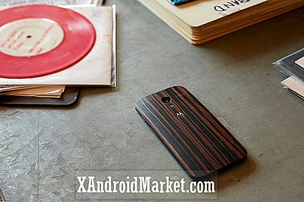 Motorola Moto X maintenant disponible en finitions noyer, teck et ébène