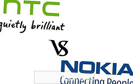 Apple, vad har du gjort?  Nokia-filer patenterade mot HTC, RIM och Viewsonic