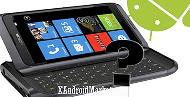 Nokia Windows Phone kommer