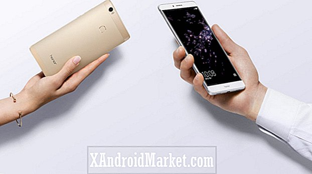 Huawei revela honor grado 8 y honor 5 en China