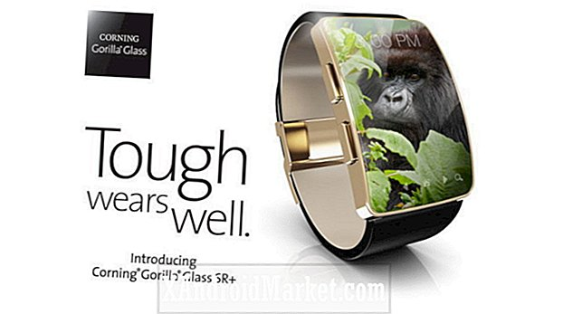 Corning introduceert Gorilla Glass SR + voor wearables