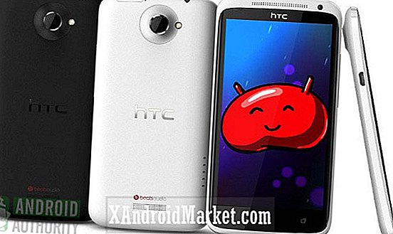 HTC One X Jelly Bean kommer op i oktober, siger ny rapport
