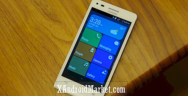 Huawei Ascend G6 hands on (MWC 2014)