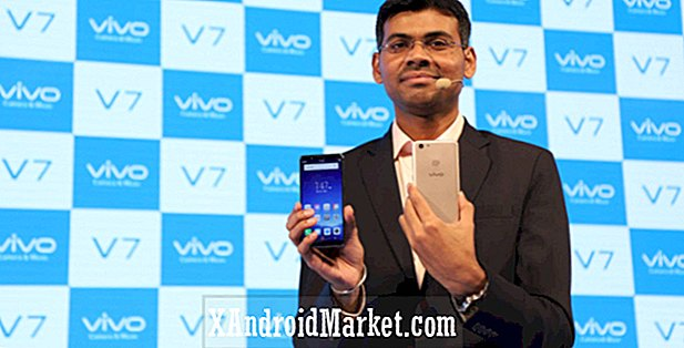 Vivo V7 con cámara frontal de 24 MP lanzado en India