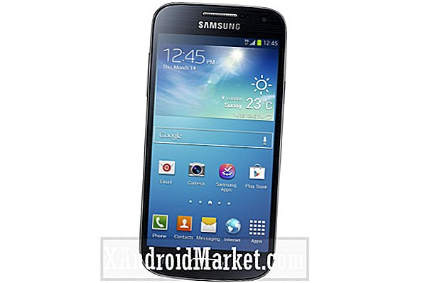 Three UK brengt de Galaxy S4 Mini uit