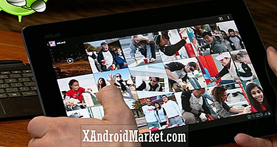 Asus Transformer Prime Kører Ice Cream Sandwich Android 4.0 + Glat Som Smør [Video]