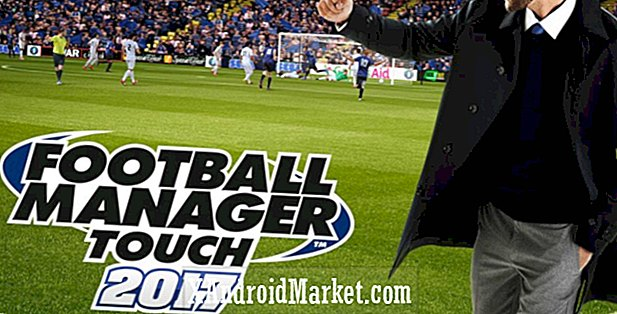 Football Manager Touch 2017 glisse dans le Google Play Store