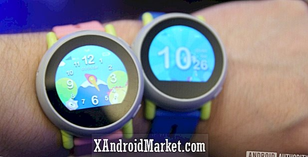Coolpad Dyno Smartwatch er en ny 4G LTE wearable laget for barn