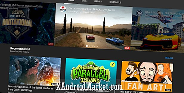 Google veut retirer l'application YouTube Gaming en mars 2019