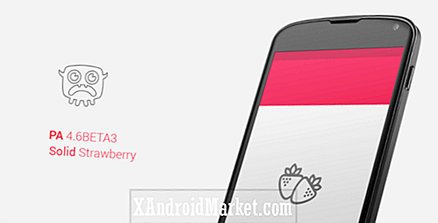 "Paranoïde Android 4.6 Beta 3 ""Solid Strawberry"" biedt meer tweaks en bugfixes"