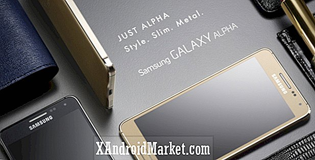 Comparación de especificaciones: Galaxy Alpha vs Galaxy S5