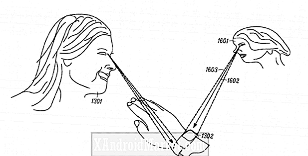 "Motorola's dual screen, ""gaze detecting"" smartwatch-patent"