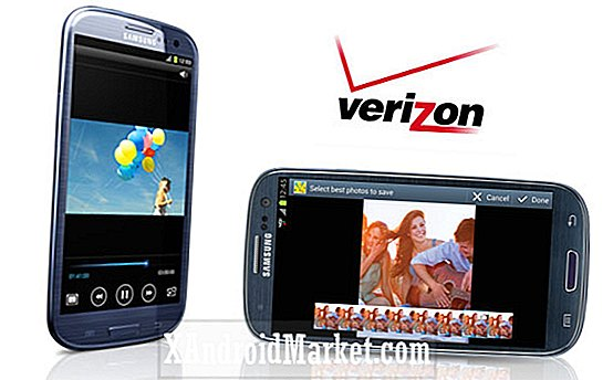 Samsung Galaxy S3 får Jelly Bean på Verizon starter i morgen
