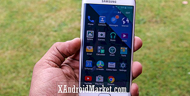 Hands-on: Galaxy S6 Edge får lager Android-lignende tema
