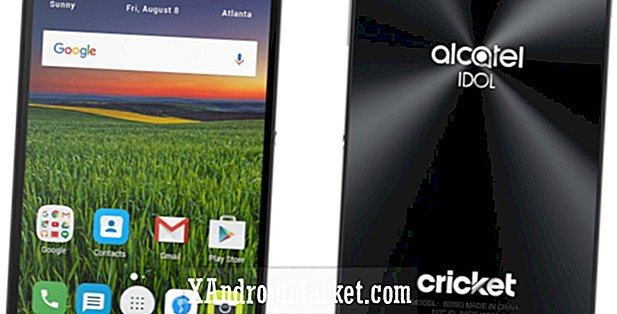 Alcatel's Idol 4 handset, headset VR-kit, raakt Cricket Wireless