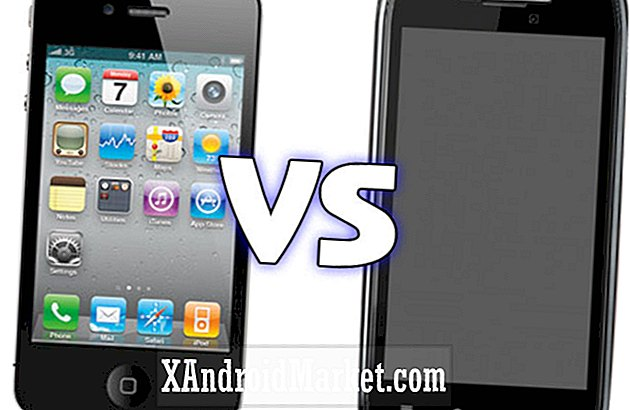 Motorola Droid HD (RAZR) vs iPhone 4S