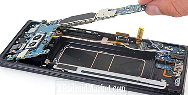iFixit wrangles med glas og lim i Galaxy Note 8 teardown