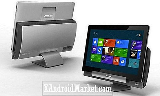 Officiel: Asus Transformer AiO est un PC / tablette tout-en-un fonctionnant sous Android et Windows 8