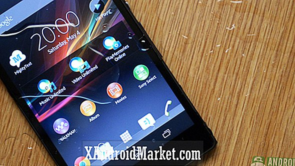Sony Xperia Z går til Canada, Bell to Be Exclusive Carrier
