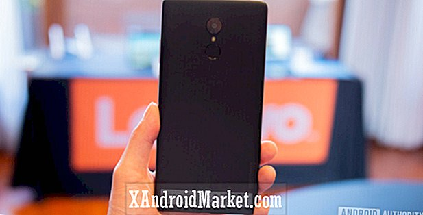 Lenovo Tab V7 hands-on: Phablet returnerar