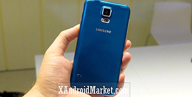 Electric Blue Galaxy S5 arrive chez Best Buy le 17 août