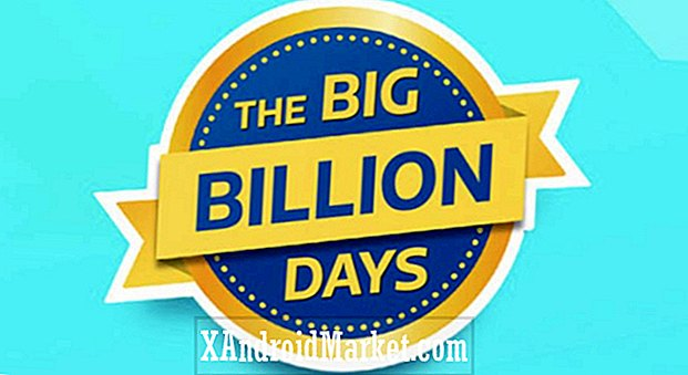 Dit zijn de topdeals voor smartphones in Flipkart's Big Billion Days-uitverkoopevenement