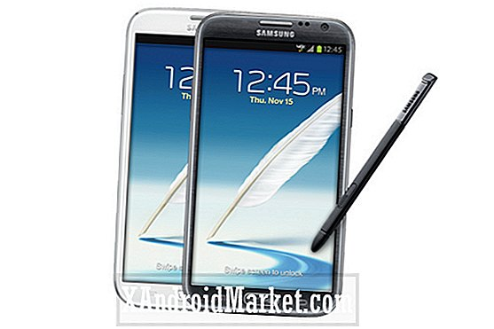 Verizon kan kun starte Galaxy Note 2 den 29. november