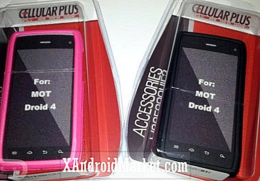 Droid 4 Cases börjar göra sig in i indirekta Verizon Retailers
