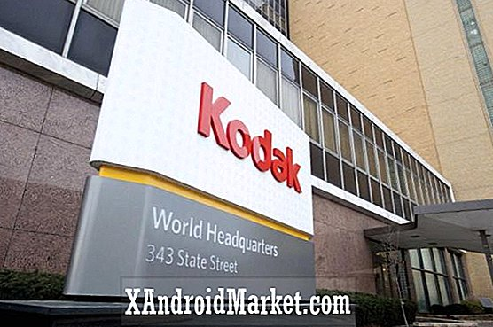 Google, Apple lanserer budgivning for Kodaks digitale patenter