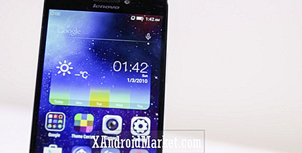 Hands on avec le Lenovo A7000