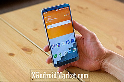 LG G6 Lands i Europa den 24. april