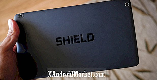 NVIDIA met à jour sa tablette Shield pour Android 5.1.1