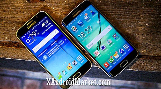 Rapport: Galaxy S7 met 5.2-inch display, Galaxy S7 Edge 5.5-inch