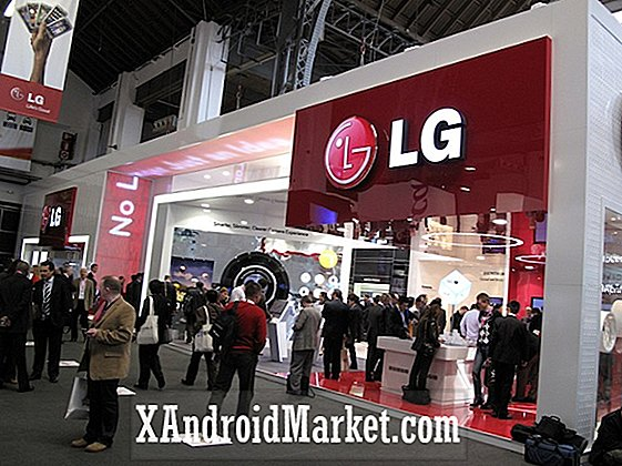 Specifikationer for LG Optimus L3 II, Optimus L5 II og Optimus L7 II lækket foran MWC