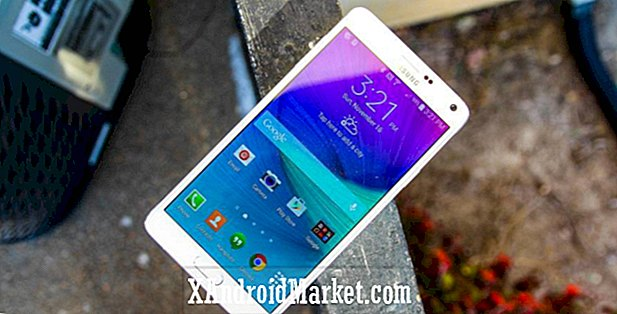 Deal: Verizon Galaxy Note 4 (32GB) til $ 299.99