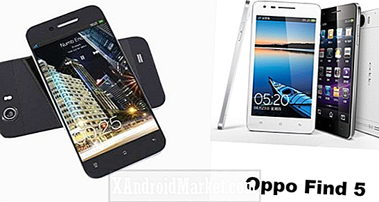 Full HD quad-core Oppo Find 5 kommer den 12 december med 12 megapixel kamera