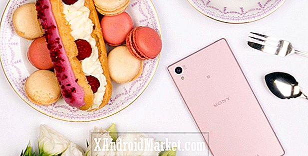 Sony Xperia Z5 maintenant disponible en rose