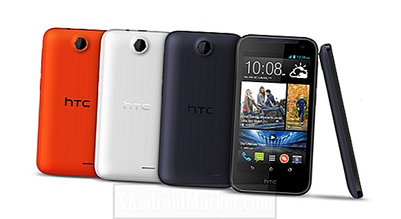 HTC annoncerer sin nye entry-level Desire 310
