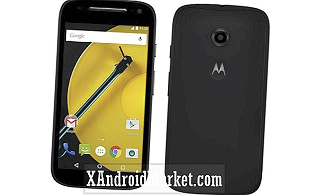 Moto E LTE se rend à Cricket Wireless le 13 mars pour 130 $