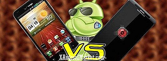 Motorola DROID X2 vs LG Revolution - Lo último de Clash of Verizon