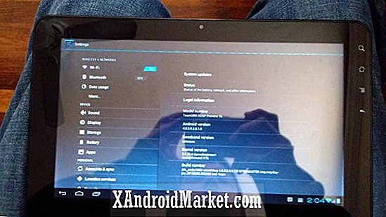 Beta ICS ROM kommer til Viewsonic G-Tablet