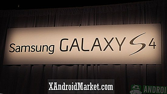 Tutorial de la interfaz de usuario Galaxy S4 disponible antes del lanzamiento